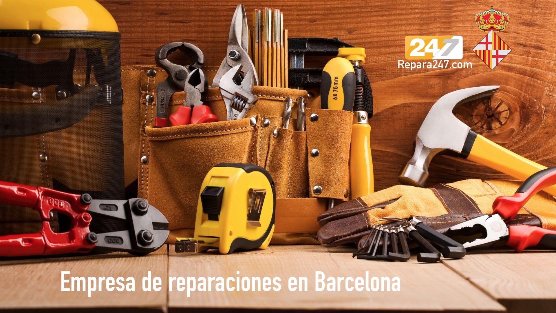 Empresa de reparaciones en Barcelona