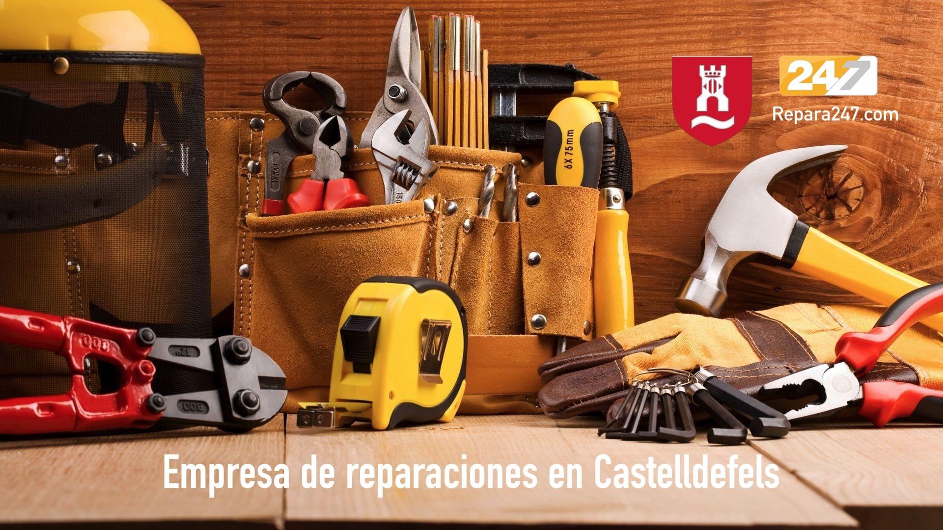 Empresa de reparaciones en Castelldefels
