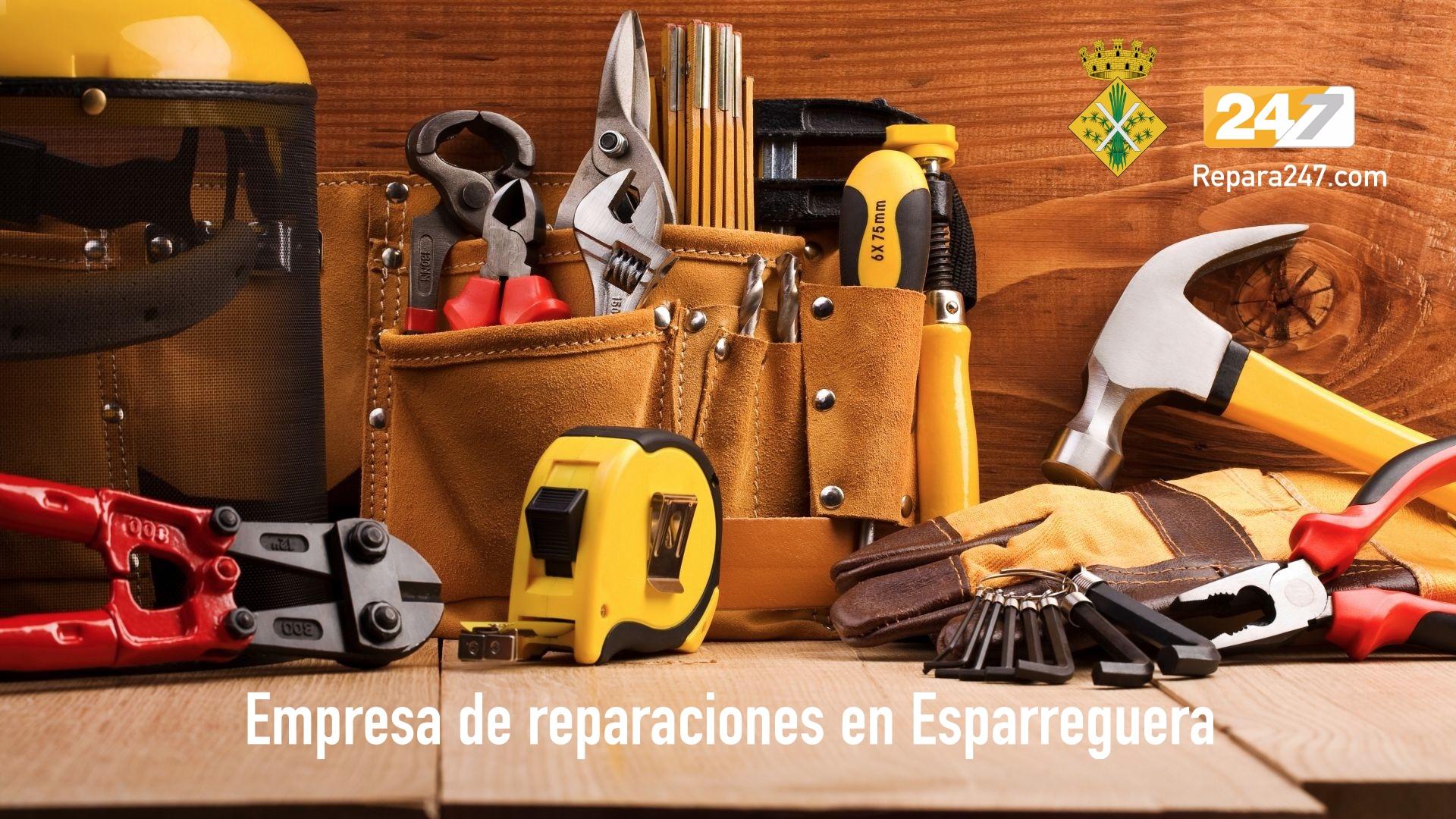 Empresa de reparaciones en Esparreguera