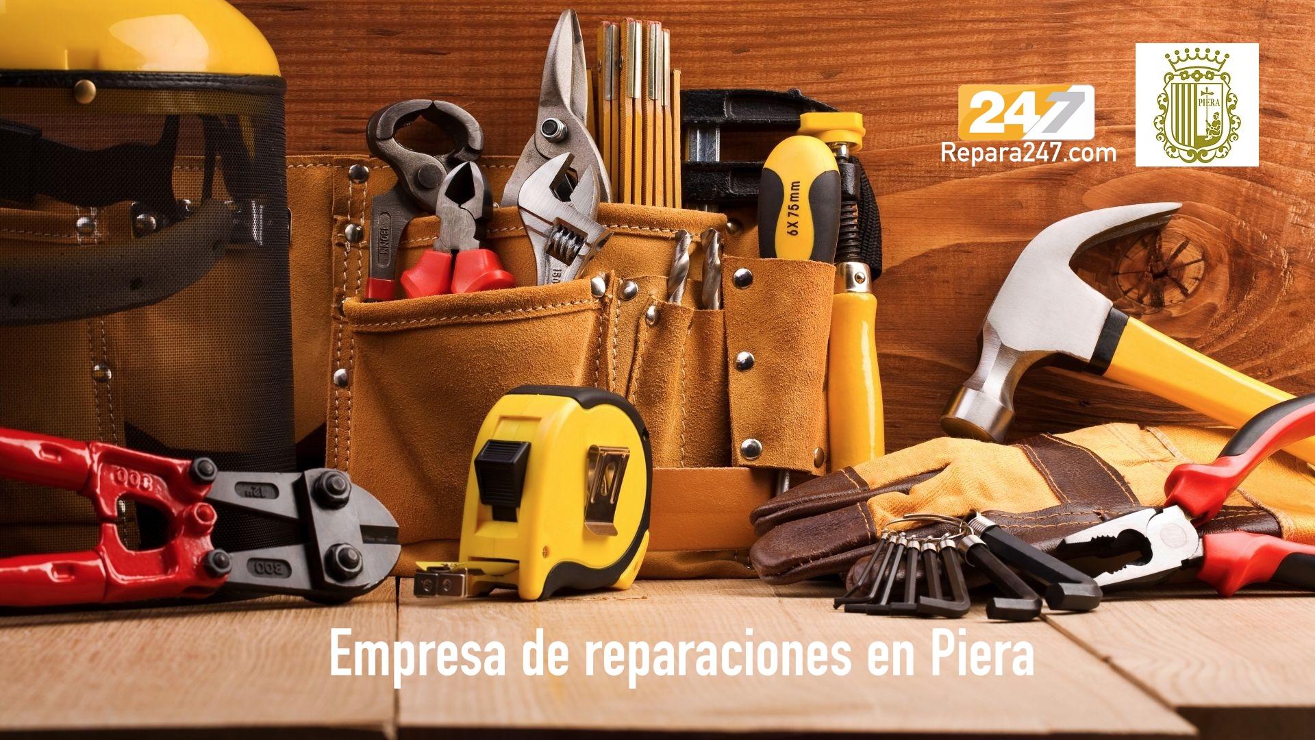 Empresa de reparaciones en Piera
