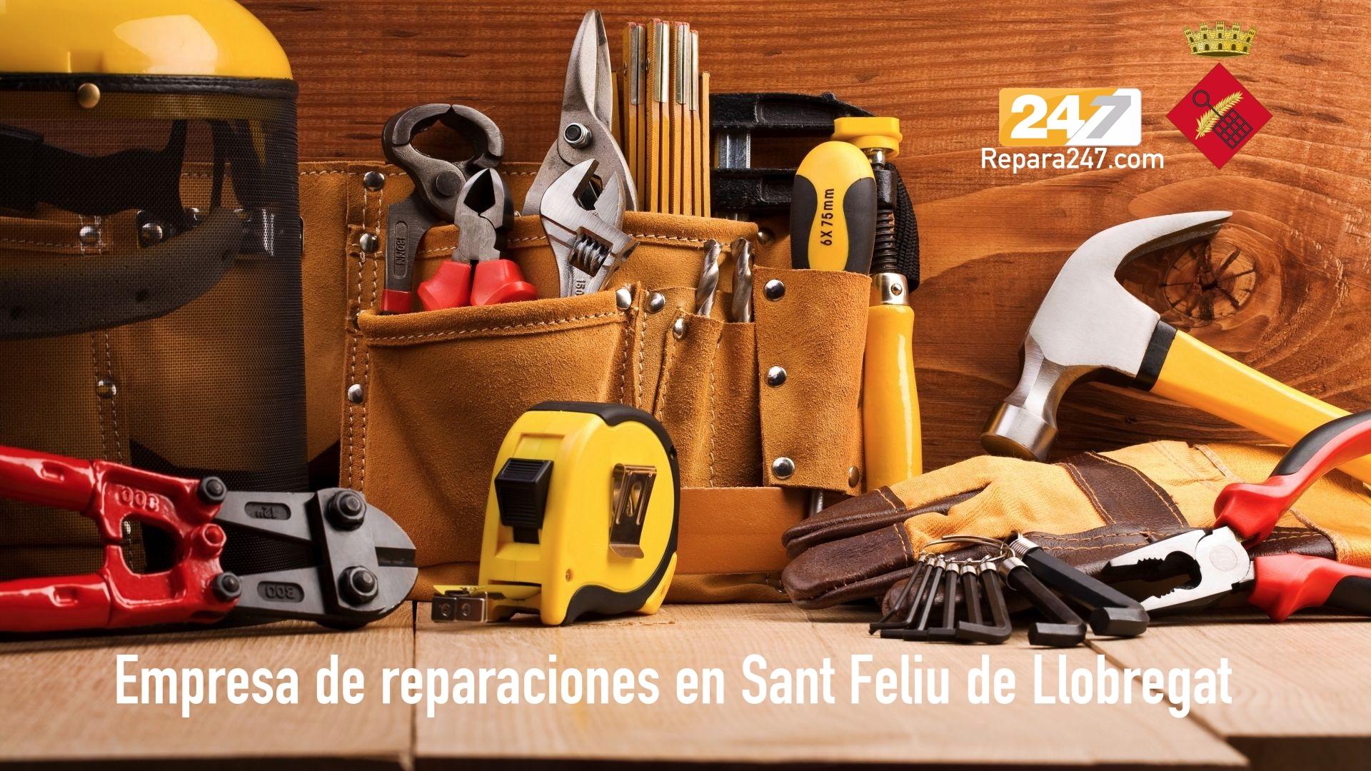 Empresa de reparaciones en Sant Feliu de Llobregat