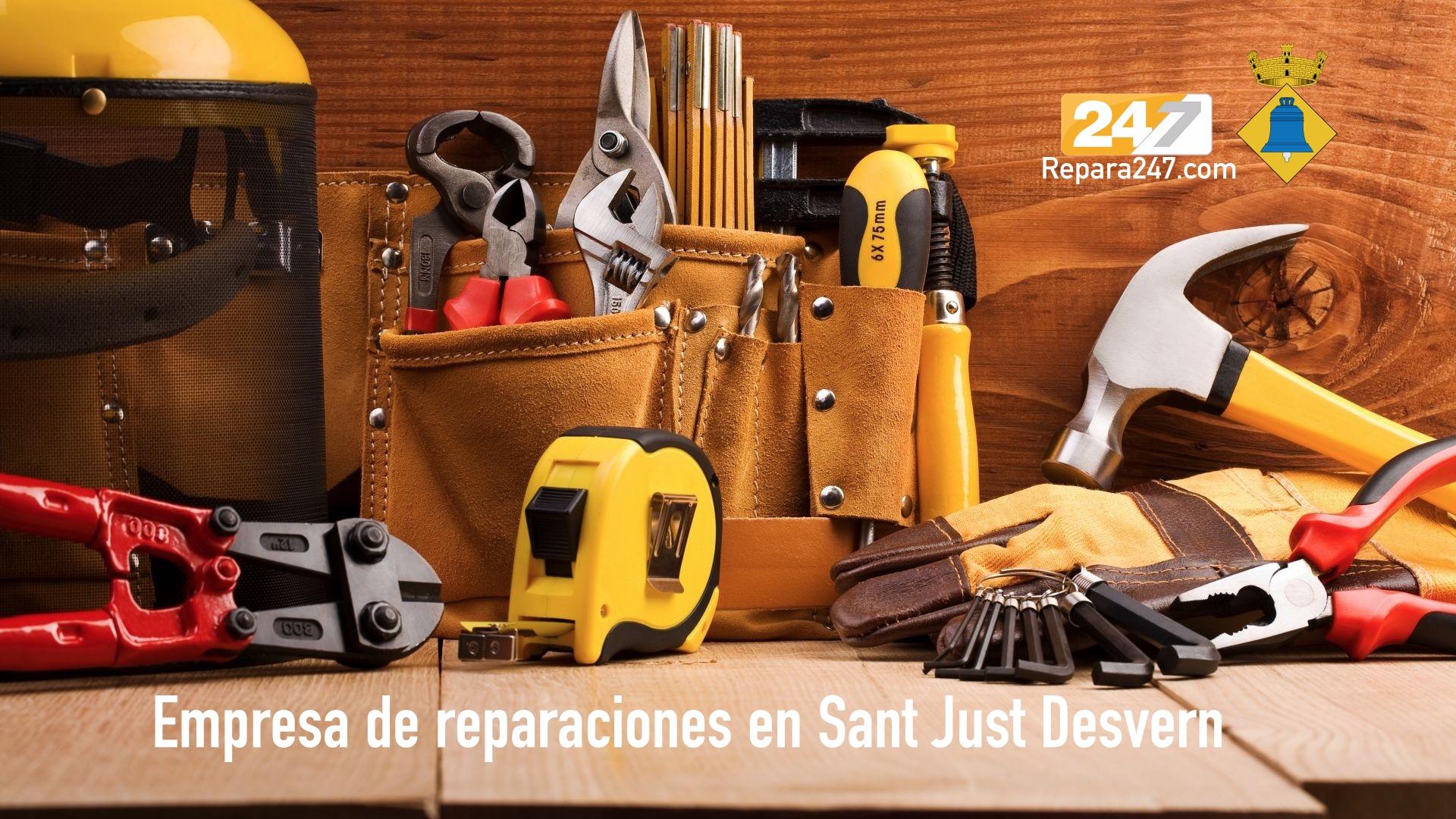 Empresa de reparaciones en Sant Just Desvern